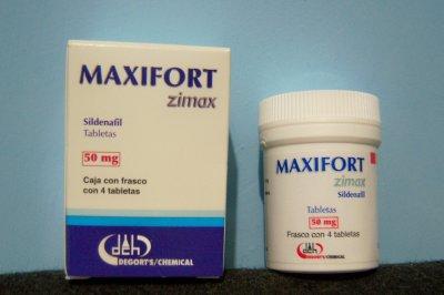 MAXIFORT 50 MG TABLETAS C/4 - Labsco Promedic