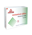 METAMIZOL SODICO SOL. INY. 1G/2 ML CON 3 AMPOLLETAS