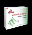 METAMIZOL SODICO SOL. INY. 1G/2 ML CON 3 AMPOLLETAS